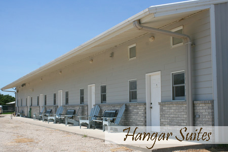 The Ringneck Ranch Hangar Suites