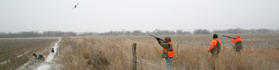 Fort Riley hunt
