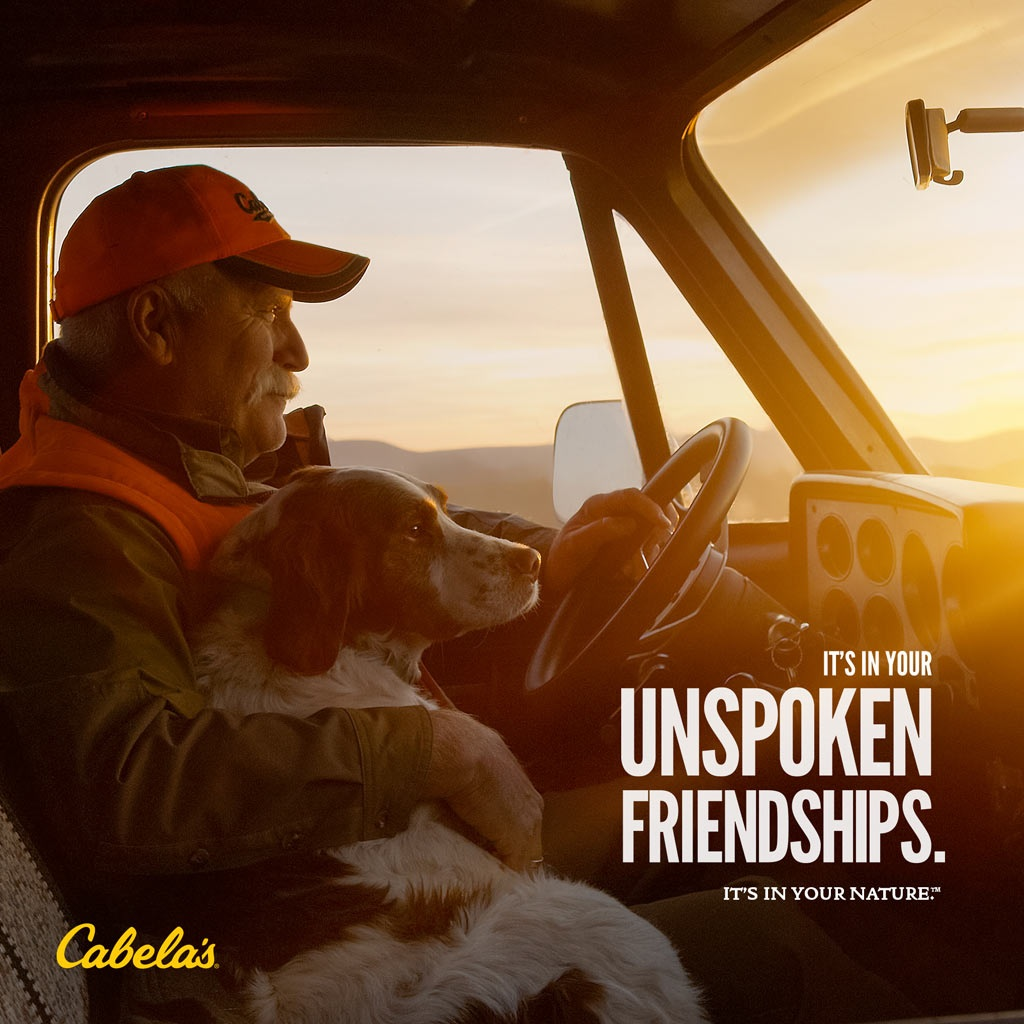 cabela s national ad campaign it s in your nature ringneck ranch. Black Bedroom Furniture Sets. Home Design Ideas