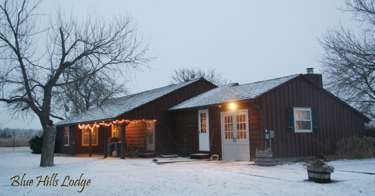 The Blue Hills Lodge