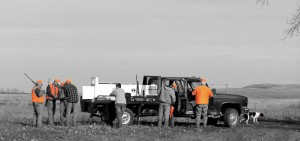 Ringneck Ranch Pheasant Hunting Truck
