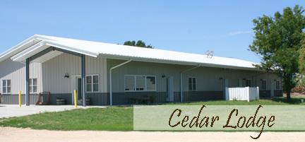 The Ringneck Ranch Cedar Lodge